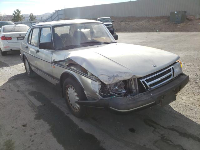 Saab salvage cars for sale: 1992 Saab 900 Base