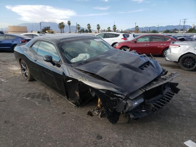 Salvage cars for sale from Copart Colton, CA: 2019 Dodge Challenger