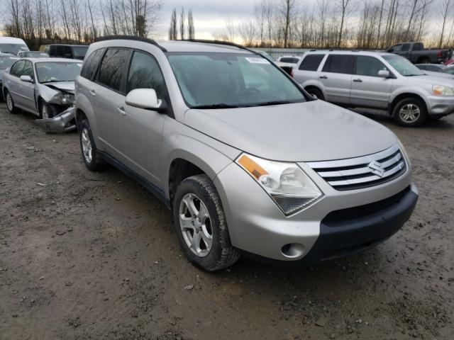 Salvage cars for sale from Copart Arlington, WA: 2008 Suzuki XL7