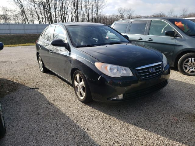 Hyundai Elantra salvage cars for sale: 2008 Hyundai Elantra