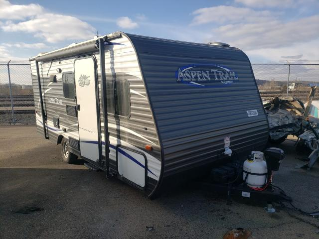 Aspen Trailer salvage cars for sale: 2017 Aspen Trailer
