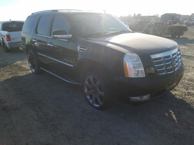 Salvage cars for sale from Copart Sacramento, CA: 2007 Cadillac Escalade L
