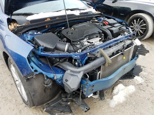 1G1ZD5ST8KF168672 2019 Chevrolet Malibu Lt 1.5L