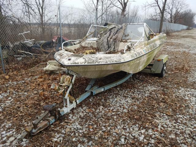 1974 GLASTRON  BOAT ONLY
