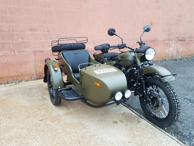 Ural salvage cars for sale: 2020 Ural Motorcycle