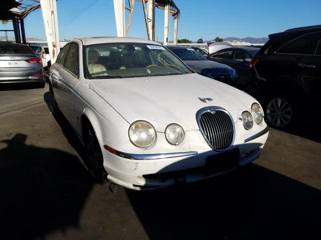 Salvage cars for sale from Copart Van Nuys, CA: 2003 Jaguar S-Type