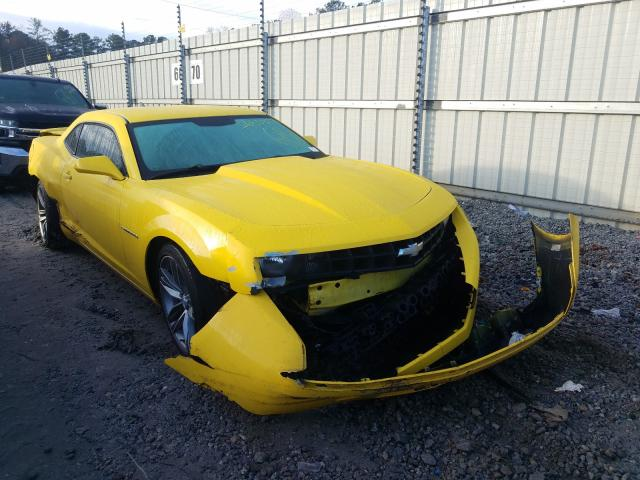 Chevrolet Camaro salvage cars for sale: 2012 Chevrolet Camaro