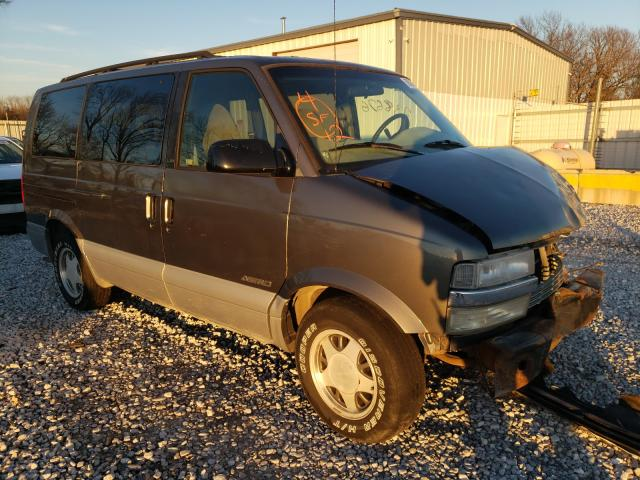 Chevrolet Astro salvage cars for sale: 2000 Chevrolet Astro