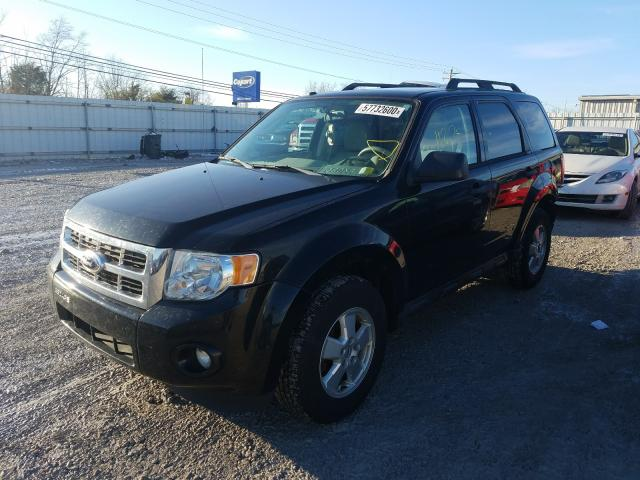 из сша 2012 Ford Escape Xlt 2.5L 1FMCU0D70CKC62856