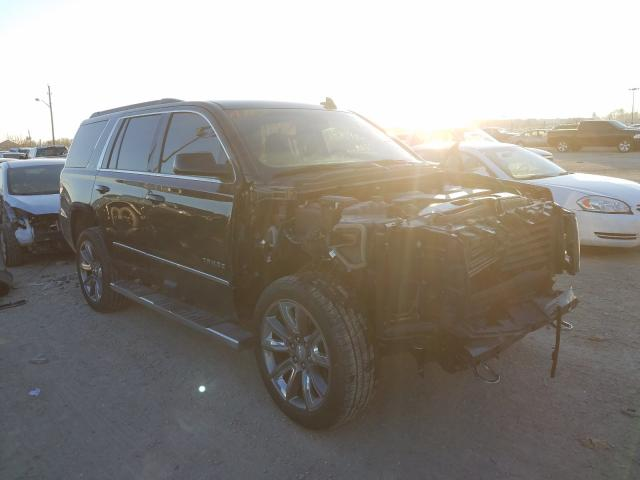 Salvage cars for sale from Copart Indianapolis, IN: 2019 Chevrolet Tahoe K150