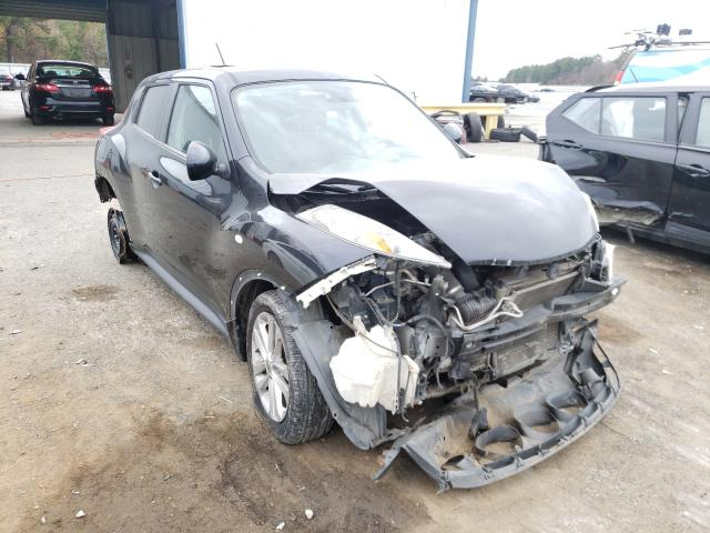 Salvage cars for sale from Copart Shreveport, LA: 2011 Nissan Juke S