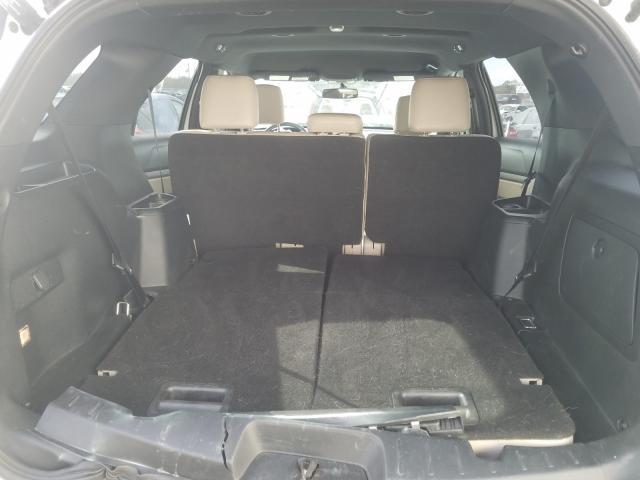 1FM5K7D81KGA83436 2019 Ford Explorer X 3.5L