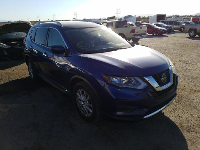 2018 NISSAN ROGUE S 5N1AT2MT3JC789784