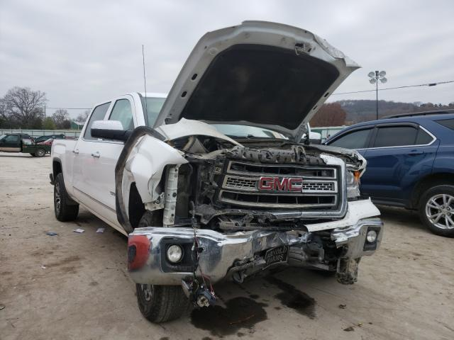 Salvage cars for sale from Copart Lebanon, TN: 2014 GMC Sierra K15