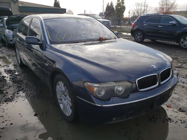 2002 BMW 7 Series en venta en Eugene, OR