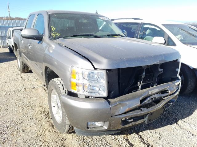 Salvage cars for sale from Copart Anderson, CA: 2013 Chevrolet Silverado