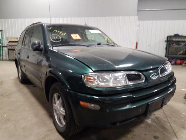 Oldsmobile salvage cars for sale: 2004 Oldsmobile Bravada