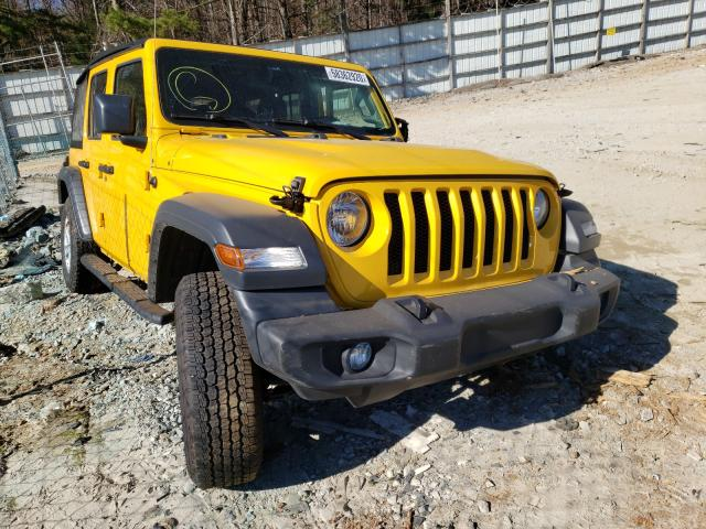 2019 Jeep Wrangler U for sale in Gainesville, GA