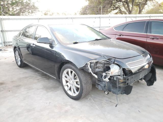 Salvage cars for sale from Copart Corpus Christi, TX: 2012 Chevrolet Malibu LTZ