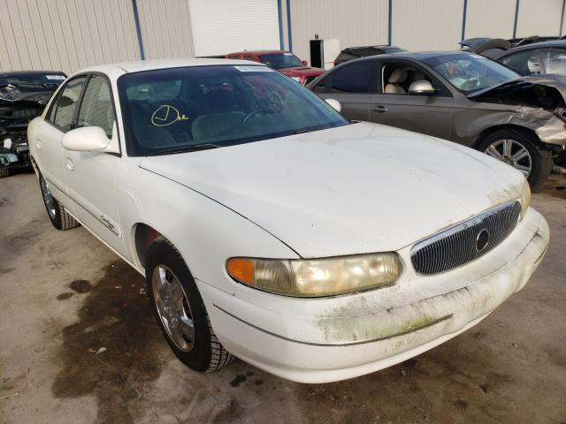 Buick Century salvage cars for sale: 2002 Buick Century