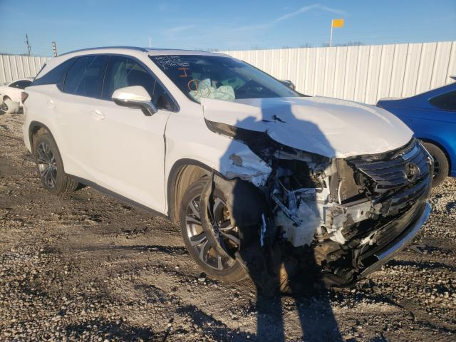 Salvage cars for sale from Copart Rogersville, MO: 2018 Lexus RX 350 L