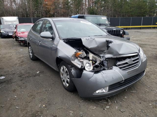 Salvage cars for sale from Copart Waldorf, MD: 2010 Hyundai Elantra BL