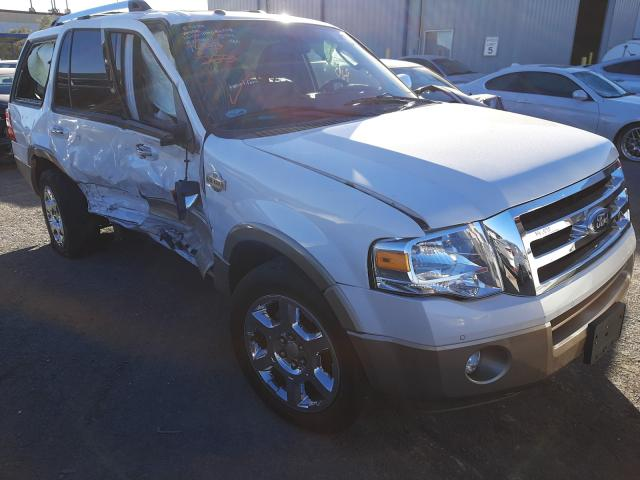 1FMJU1H50EEF34894 2014 Ford Expedition 5.4L