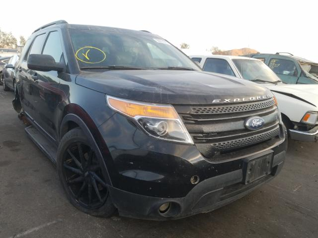 Salvage cars for sale from Copart Colton, CA: 2014 Ford Explorer