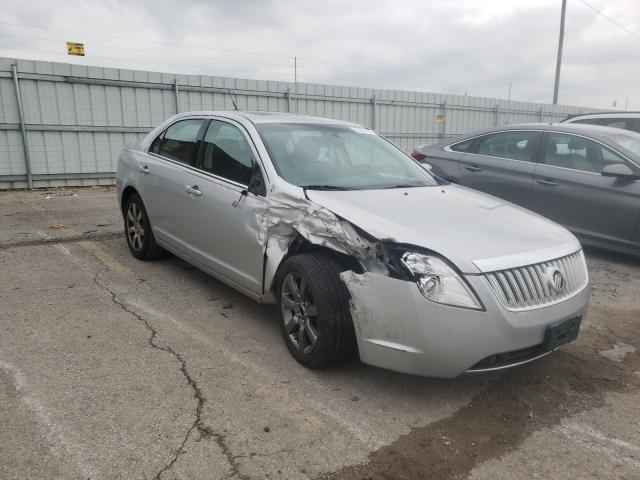 Mercury salvage cars for sale: 2010 Mercury Milan Premium