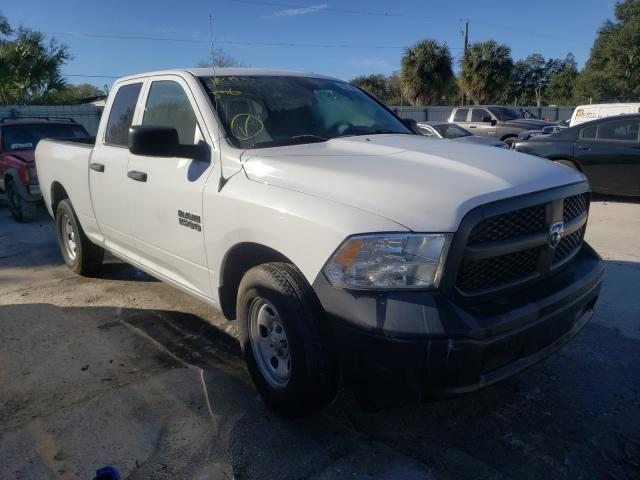 Salvage cars for sale from Copart Punta Gorda, FL: 2017 Dodge RAM 1500 ST