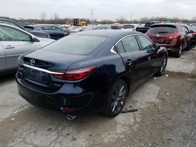 цена в сша 2019 Mazda 6 Touring 2.5L JM1GL1VM5K1501101