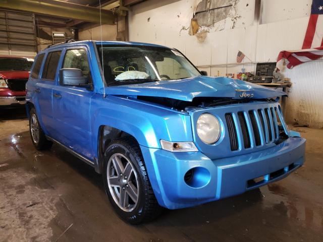 JEEP PATRIOT SP
