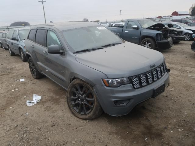 Jeep Vehiculos salvage en venta: 2019 Jeep Grand Cherokee