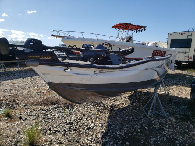 2010 LUND BOAT - Left Front View
