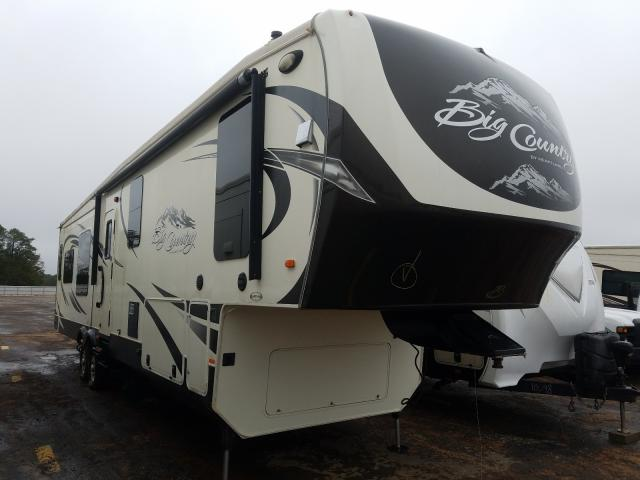 Camp salvage cars for sale: 2014 Camp 5th Wheel