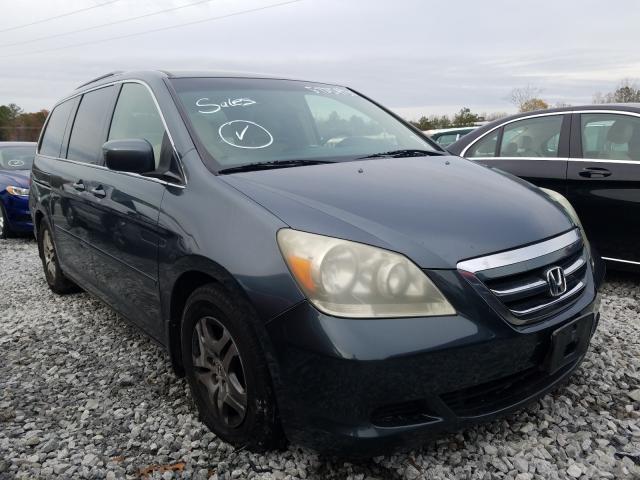 Carros sin daños a la venta en subasta: 2005 Honda Odyssey