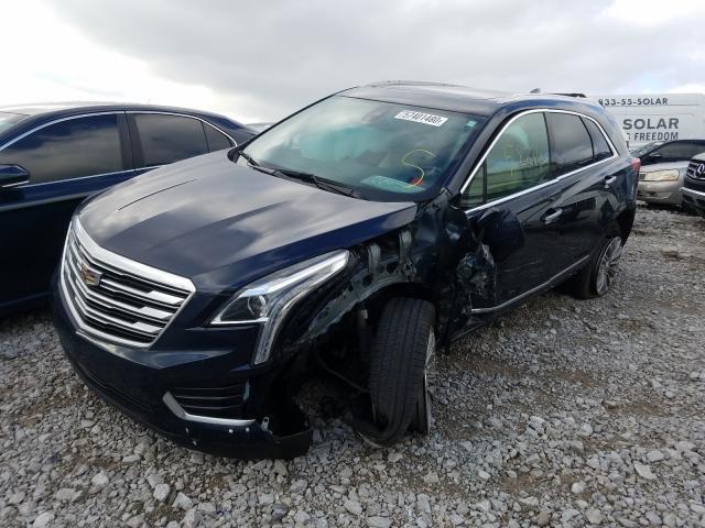 из сша 2017 Cadillac Xt5 Luxury 3.6L 1GYKNDRS9HZ308176