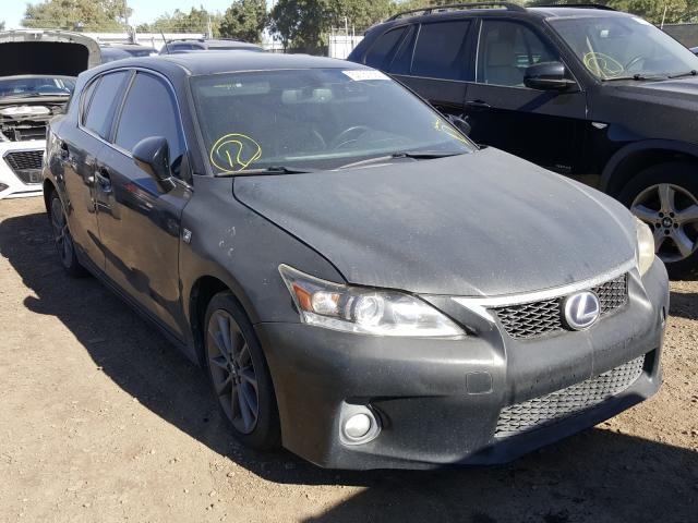 Lexus CT 200 salvage cars for sale: 2013 Lexus CT 200
