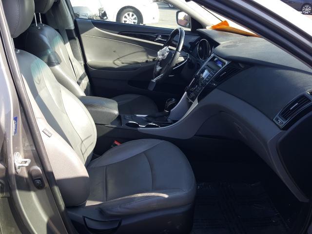 пригнать из сша 2012 Hyundai Sonata Se 2.4L 5NPEC4AC2CH428592