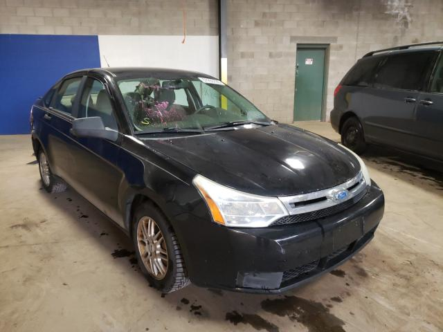 Salvage cars for sale from Copart Chalfont, PA: 2009 Ford Focus SE