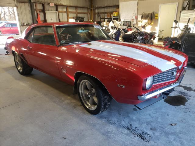 1969 Chevrolet Camaro for sale in Rogersville, MO