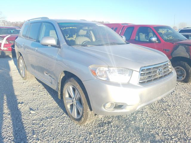 Salvage cars for sale from Copart Des Moines, IA: 2008 Toyota Highlander