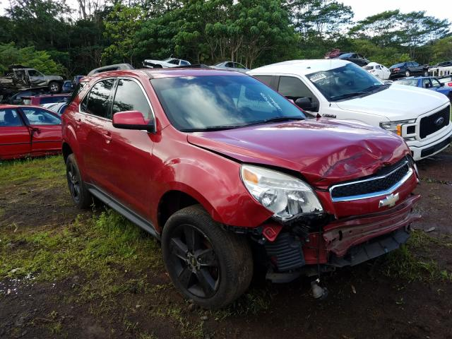 Salvage cars for sale from Copart Kapolei, HI: 2014 Chevrolet Equinox LT