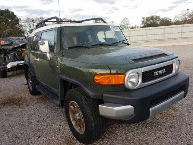 Salvage cars for sale from Copart Eight Mile, AL: 2013 Toyota FJ Cruiser