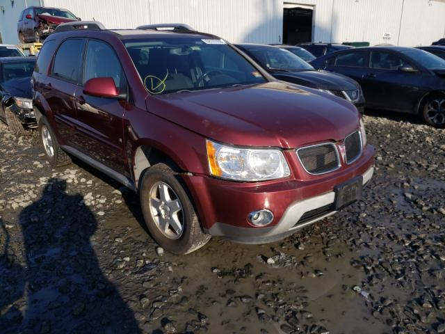 Salvage cars for sale from Copart Windsor, NJ: 2009 Pontiac Torrent