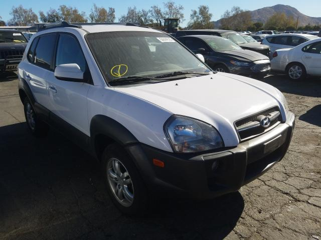 Salvage cars for sale from Copart Colton, CA: 2008 Hyundai Tucson SE