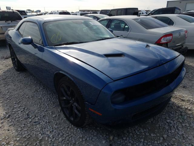 Salvage cars for sale from Copart Haslet, TX: 2020 Dodge Challenger