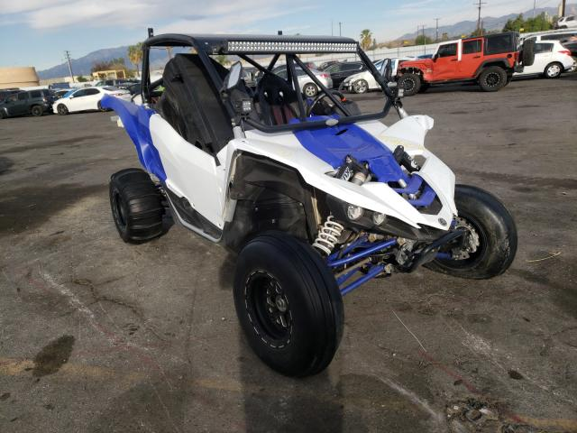 Salvage cars for sale from Copart Colton, CA: 2016 Yamaha YXZ1000