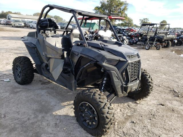 Salvage cars for sale from Copart Riverview, FL: 2020 Polaris RZR XP Turbo