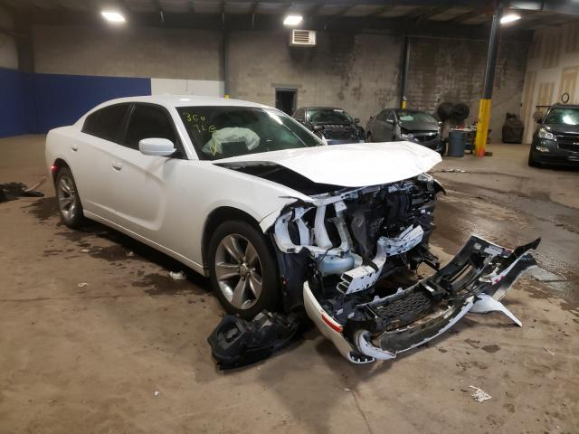 Dodge salvage cars for sale: 2017 Dodge Charger SX